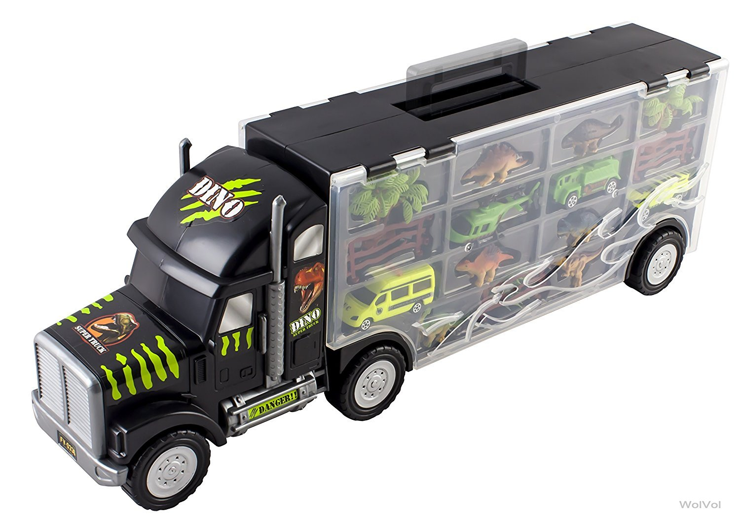 Toy Car Carrier : Dinosaur cars driverlayer search engine