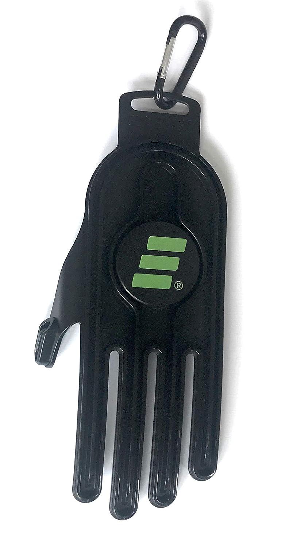 Glovelast ゴルフグローブドライヤー 左手または右手ブラック。 もう手袋がしわになりません。 アメリカ製。 特許取得済ゴルフグローブドライヤー、ゴルフグローブシェイパー Right  B07DGGRF16