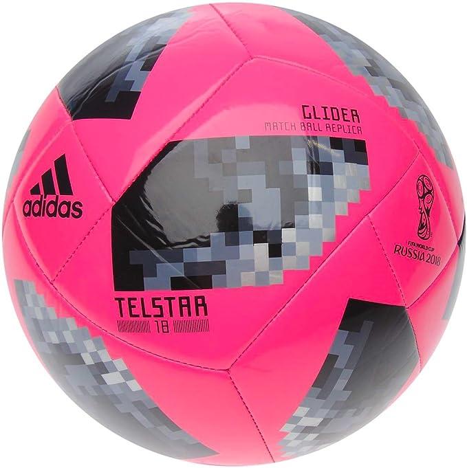 adidas World Cup 2018 - Balón de fútbol para Adultos, Talla 5 ...