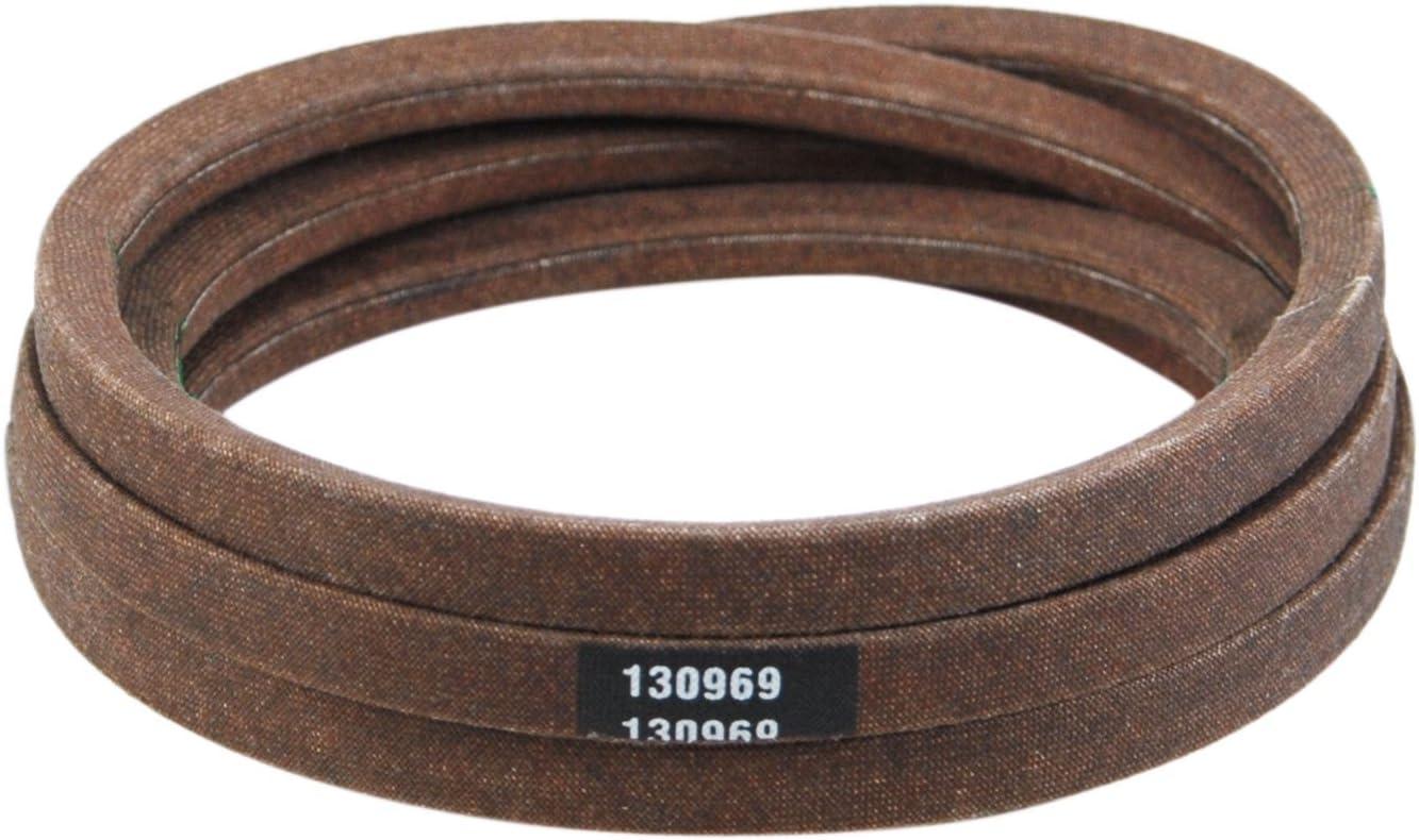 Yeerch 532130969 Drive V-Belt Replaces AYP 130969 532130969 M144044 Belt