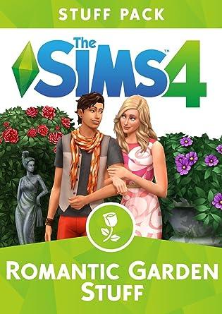 Les Sims 4 Kit d\'Objets Jardin Romantique (Code Jeu PC - Origin ...