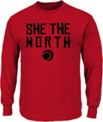 She The North Jersey Long Sleeve T-Shirt