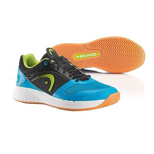 HEAD - Zapatillas de tenis para hombre, color negro, talla 44: Amazon.es: Zapatos y complementos