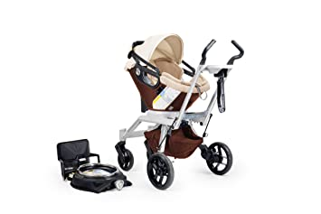 Amazon.com : Orbit Baby Stroller Travel System G2, Mocha ...