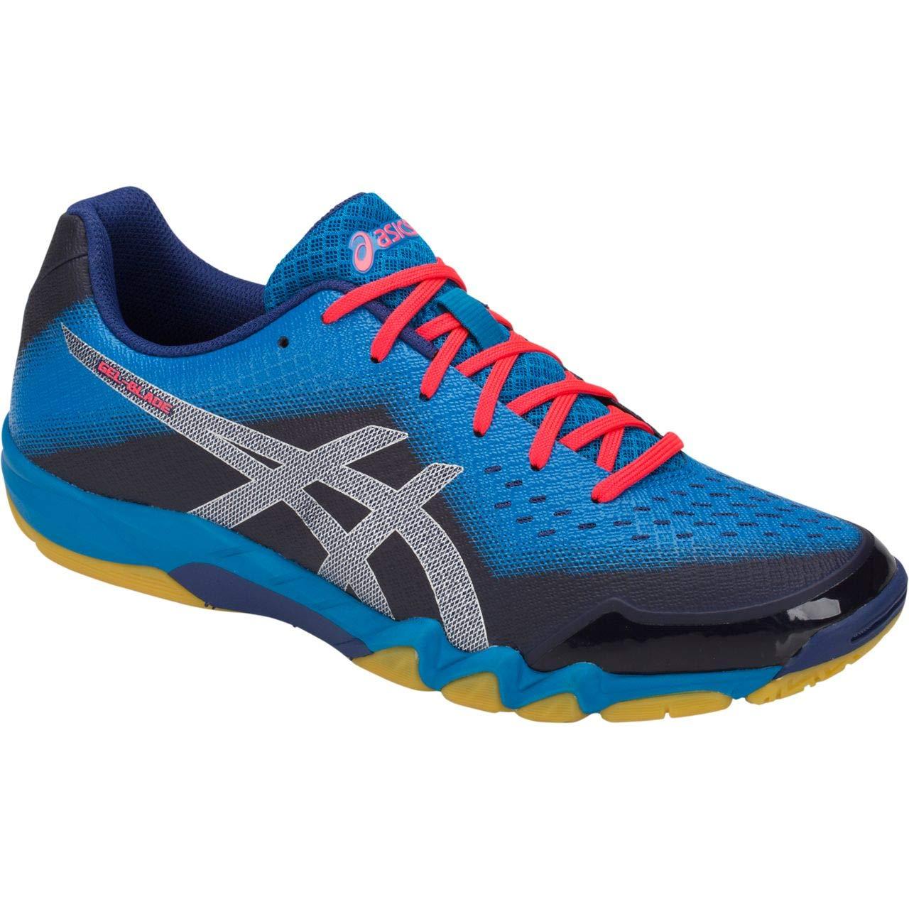 ASICS Gel Blade 6 Mens Indoor Court Shoe (Blue Print/Race Blue) (7)