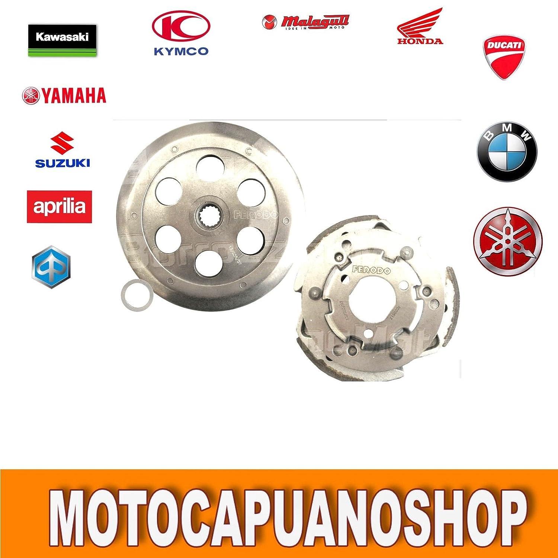 KIT CAMPANA GIRANTE FRIZIONE YAMAHA YP R X-MAX 250 2009 2010 2011 MotoCapuano 400909208076