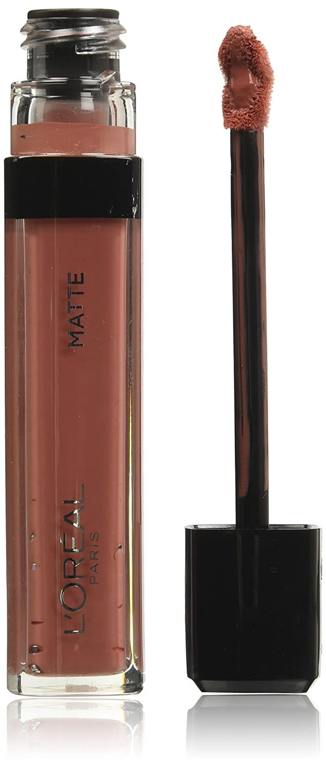 L' Oréal Paris INDEF ctible le Gloss Matte, 1er Pack (1 X 0.008 L) L' Oréal Paris 3600522996842