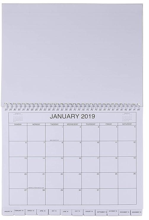 Amazon.com: Calendario planificador – Agenda mensual ...