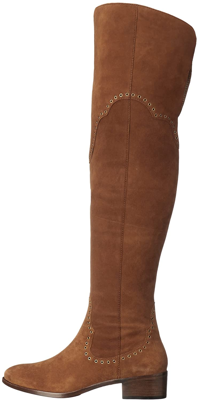 FRYE Women's Ray Grommet OTK B(M) Slouch Boot B01AJL5ASG 11 B(M) OTK US|Wood e54630