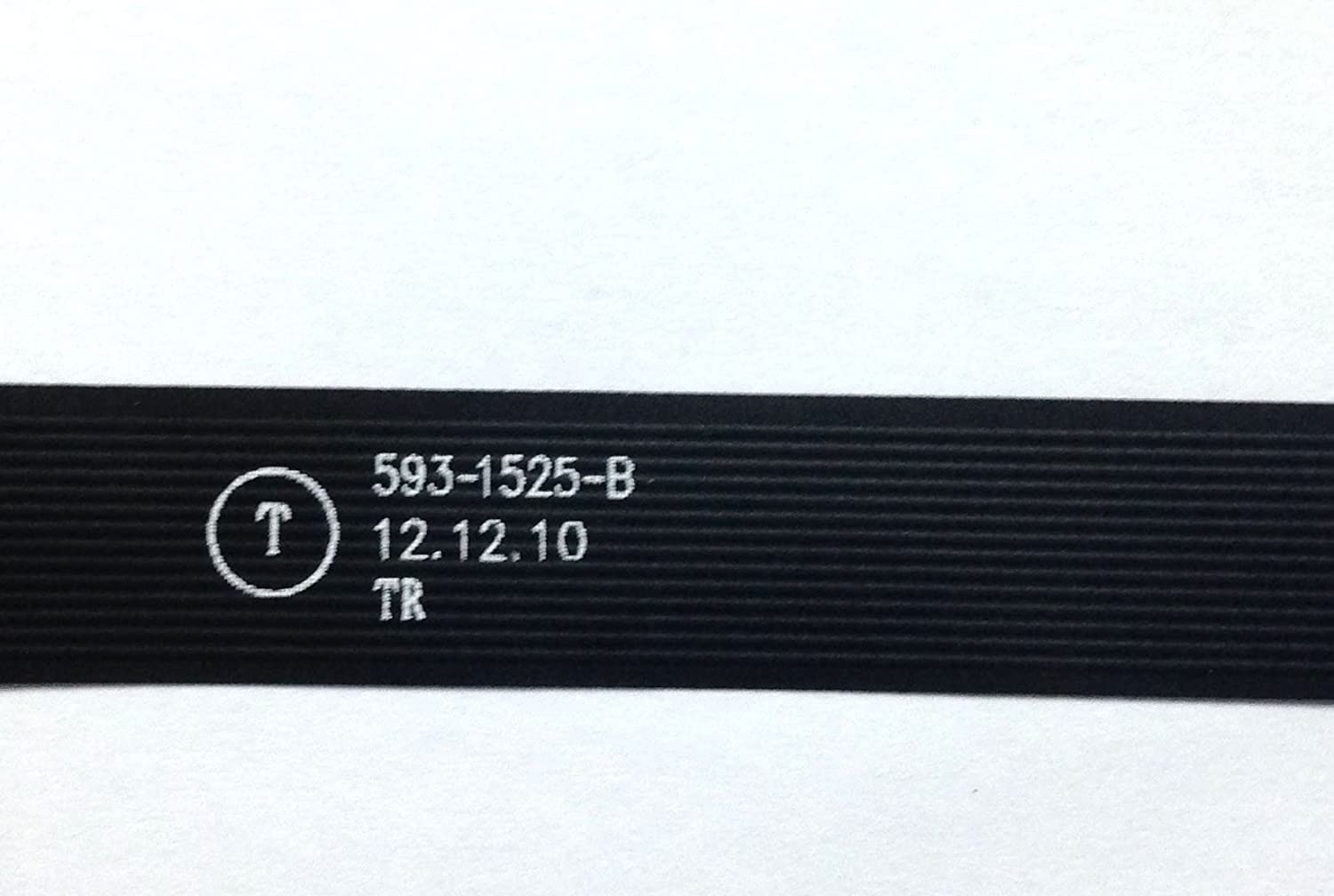Ittecc Replacement TrackpadTrack Pad Flex Cable 923-0120 for MacBook Air 11 A1370 593-1525-B A1465 2012 593-1525