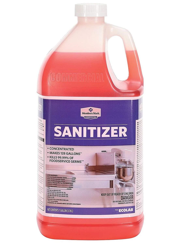Member's Mark Commercial Sanitizer (128 oz.) *Member' s Mark