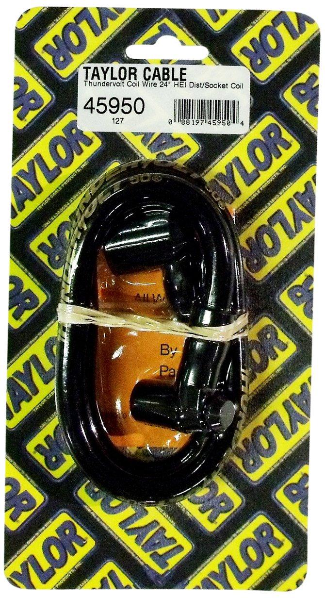 Taylor 45950 24' ThunderVolt Distributor Coil Wire