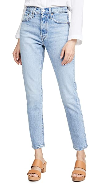 Levis Womens 501 Skinny Jeans