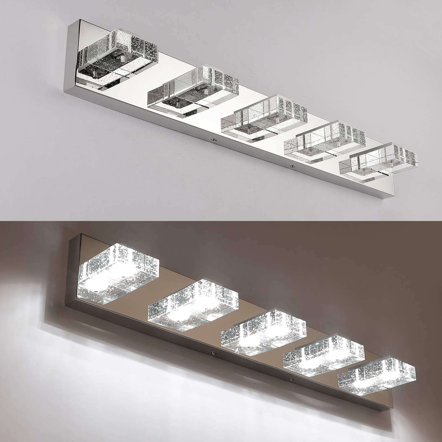 Best LED Bathroom Vanity Light