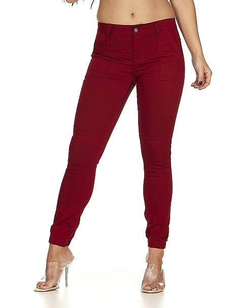 Amazon.com: Cover Girl - Pantalón deportivo para mujer: Clothing