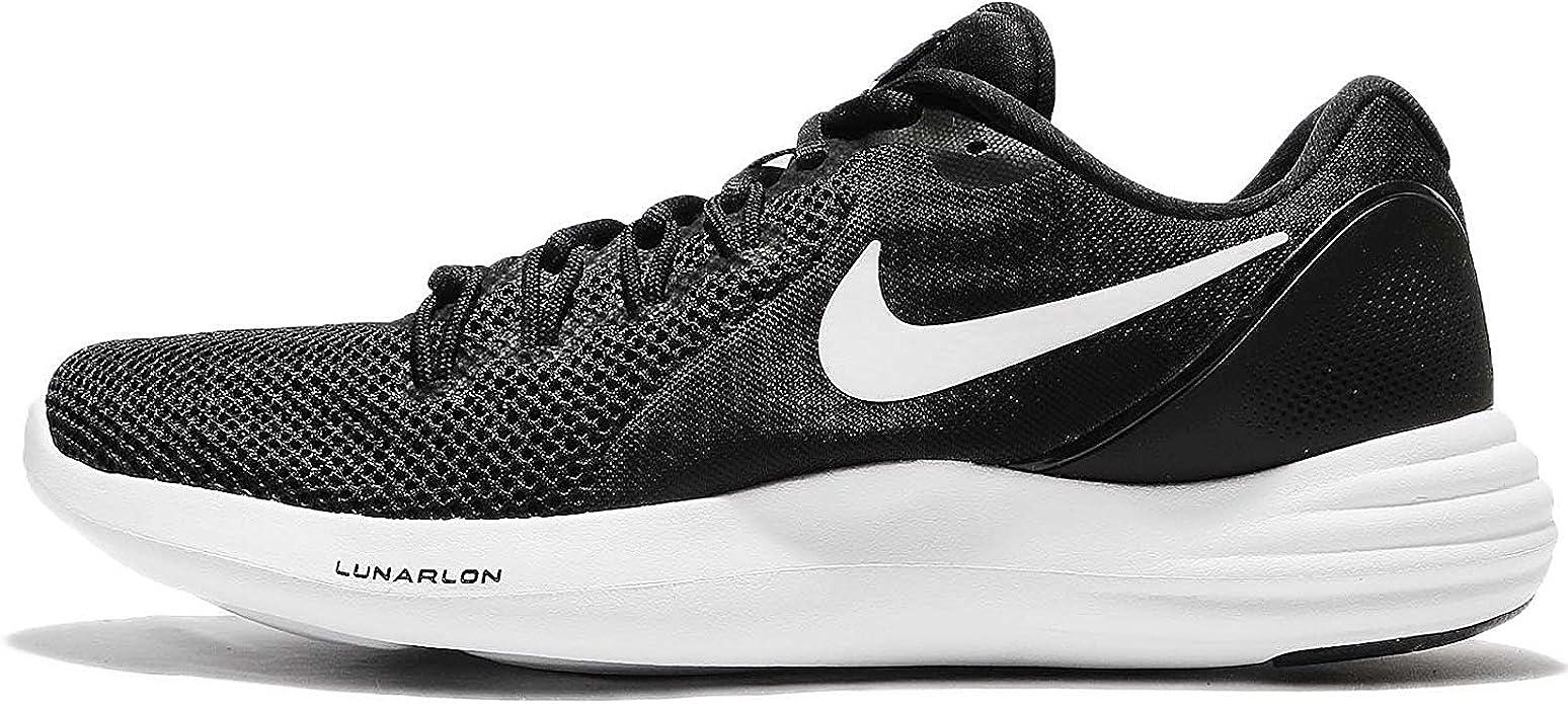 Eccellente imposta Condividere  Amazon.com | Nike Men's Lunar Apparent Ankle-High Running Shoe | Road  Running