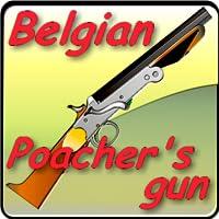 Belgian poacher's gun explained