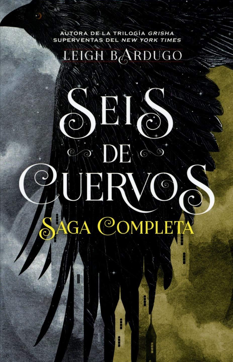 Estuche Especial, Seis de Cuervos y Reino de Ladrones, Colección ...