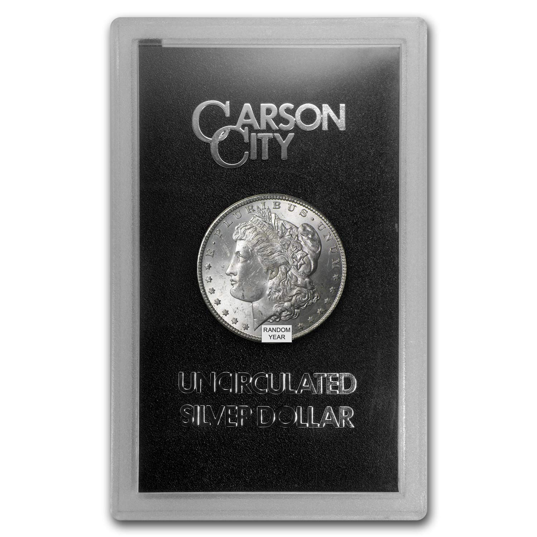 1884-CC $1 Morgan Silver Dollar GSA Uncirculated w//Box and COA