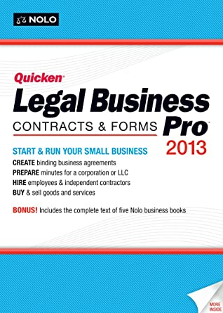 Amazon Quicken Legal Business Pro 2013 Download Software