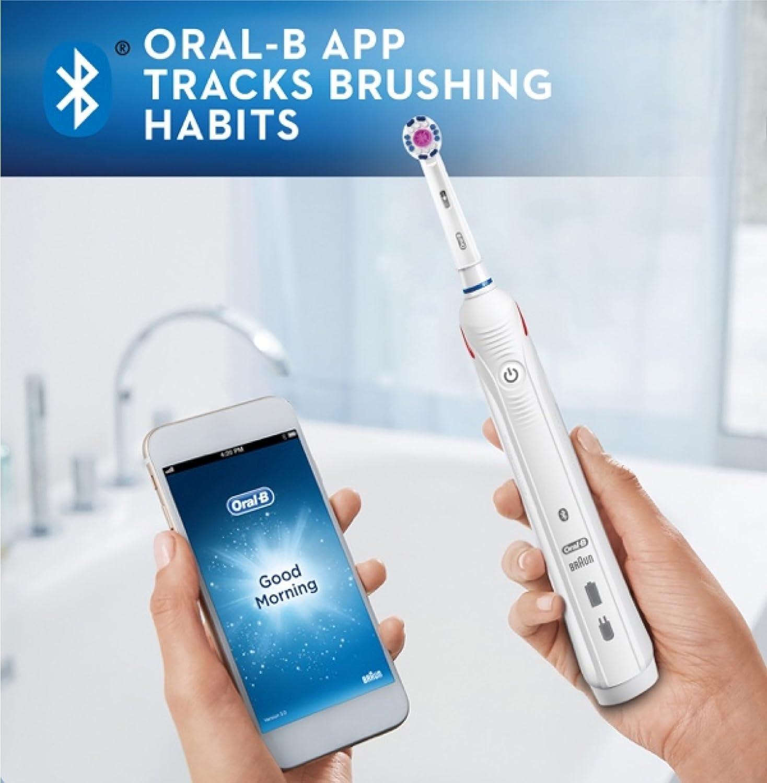 Amazon.com: Cepillo de dientes eléctrico y recargable ...