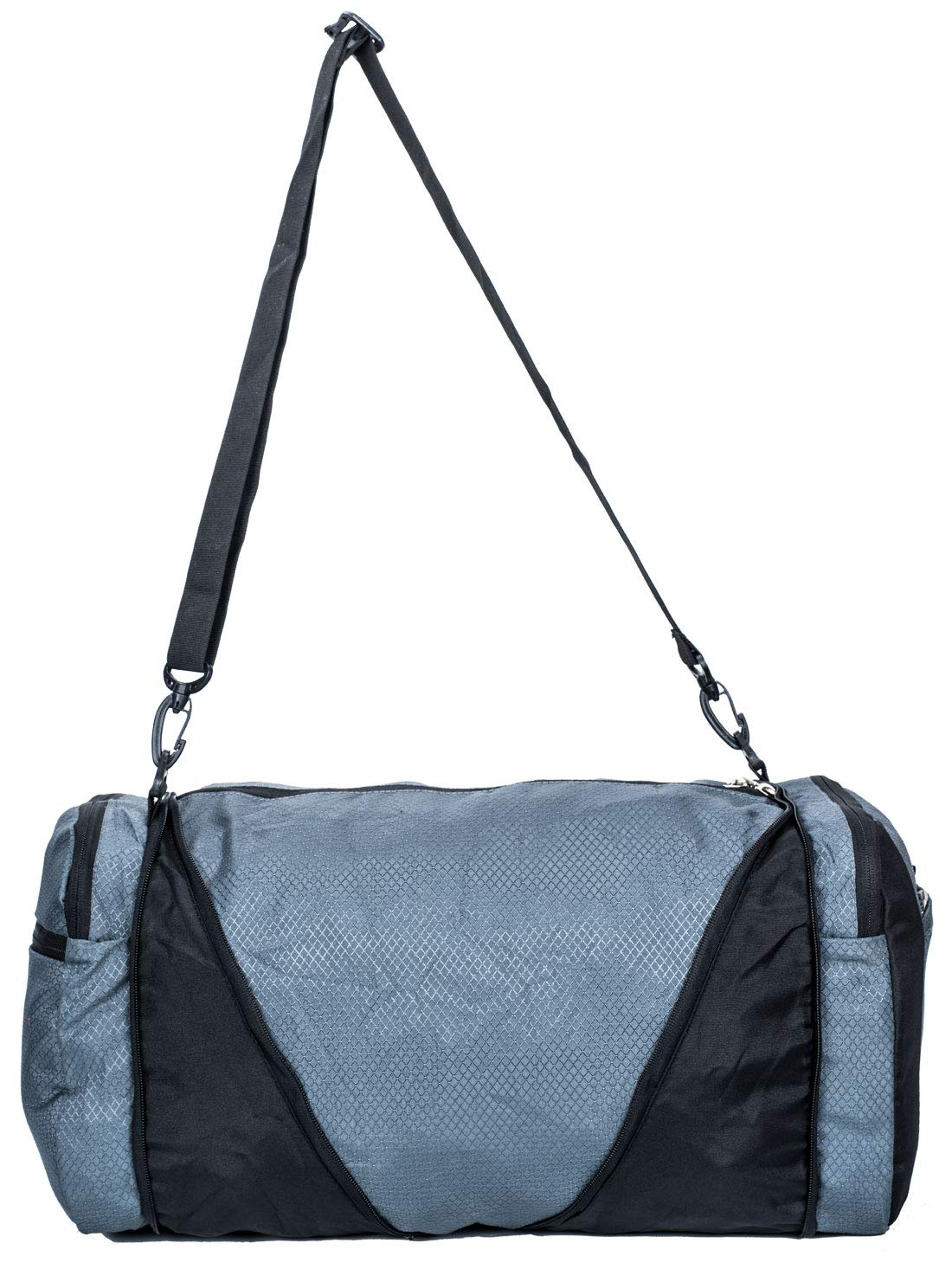 KILLER Polyester 23 Ltr Grey Travel Duffle