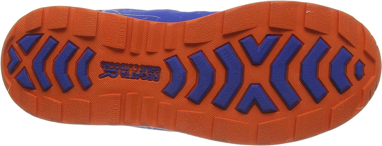 /& Wanderstiefel Regatta Unisex-Kinder Samaris Mid Junior Walking Boot Trekking