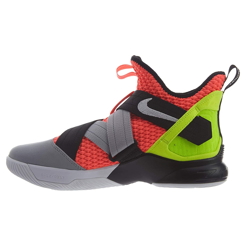 2e955ab474f Nike Men s Lebron Soldier 10 SFG Basketball Shoes  Amazon.co.uk  Shoes    Bags