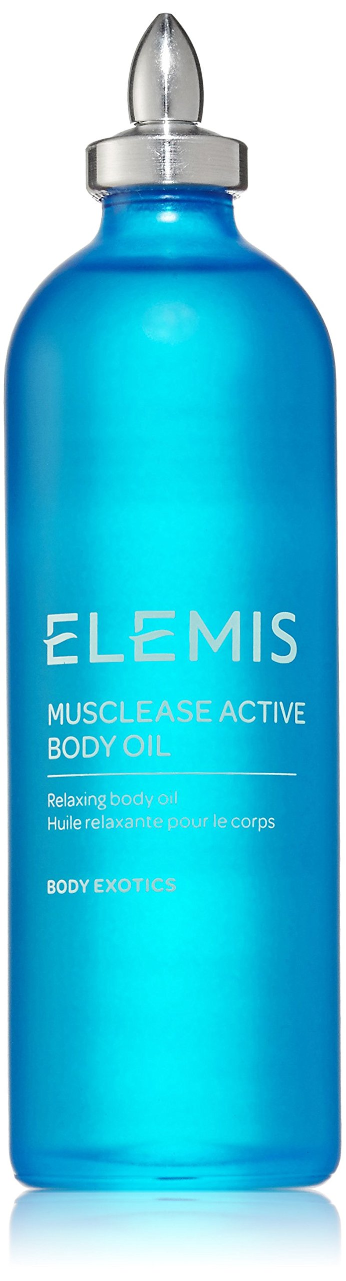 ELEMIS Musclease Active Body Oil - Relaxing Body Oil, 3.3 fl. oz. by ELEMIS