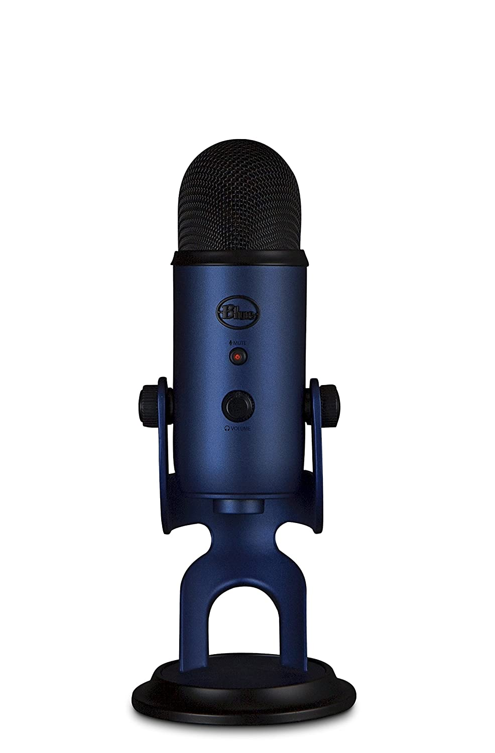 Amazon #DealOfTheDay: Blue Microphones Yeti USB Microphone in Midnight Blue
