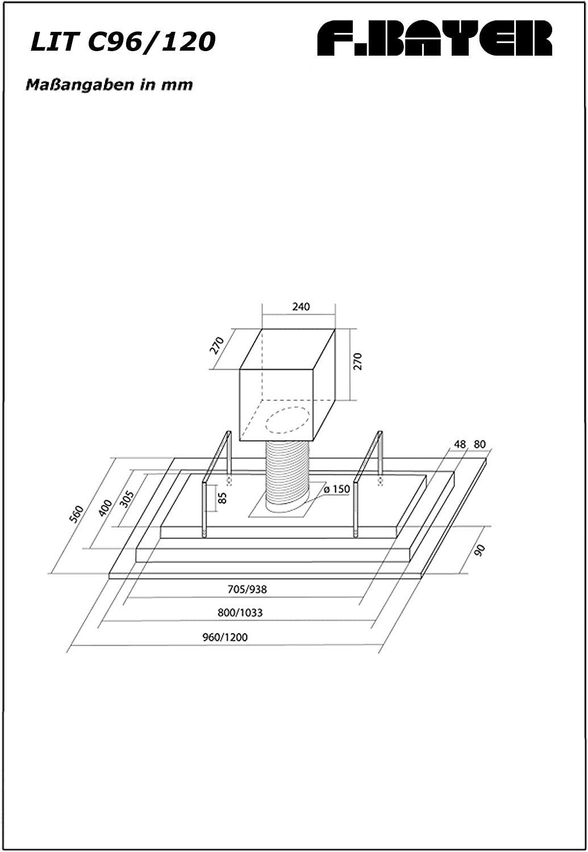 HZ34100 Abmessungen 43,2 x 40,5 x 2,4cmpassend f/ür Siemens Backblech Orignal Nr. 438834 Typ HEZ4100 Bosch und Siemens Ger/äte