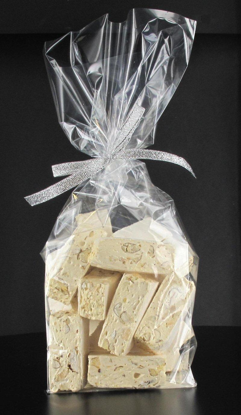 Favorito Sacchetti buste per alimenti biscotti e caramelle 60+50x200 (50pz  XR23