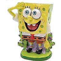 Petland 030172040535 Decoración para Acuario, Diseño Mini Spongebob Ornament