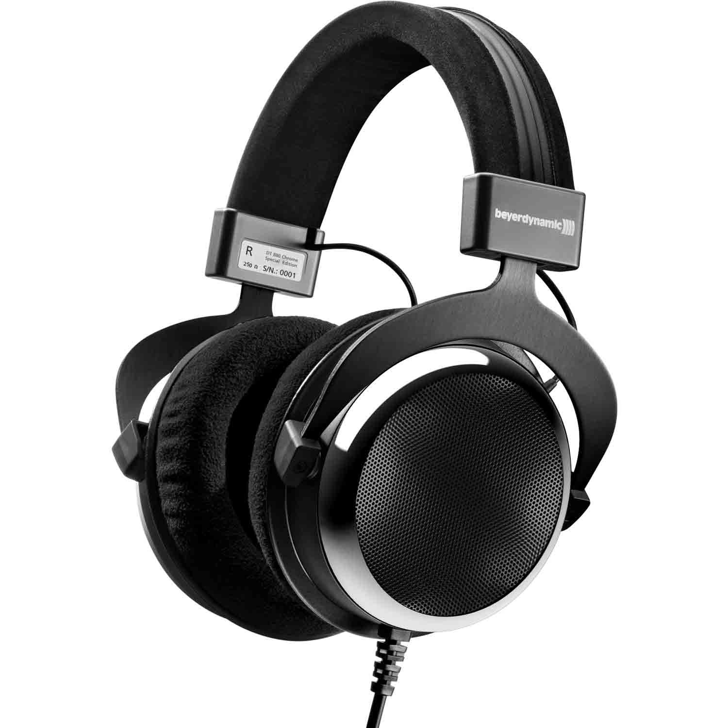 BeyerDynamic DT 880 Premium Special Edition Semi Open Chrome Version (600 ohm) by beyerdynamic