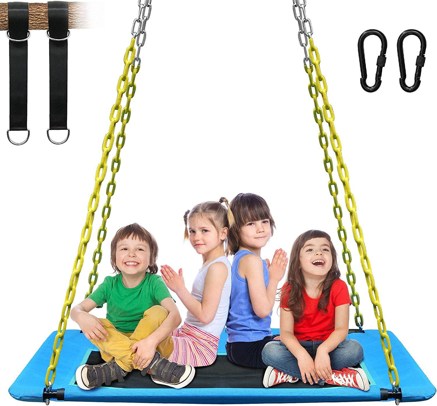 40% Off Coupon – 60 Inch Platform Tree Swing for Kids and Adults