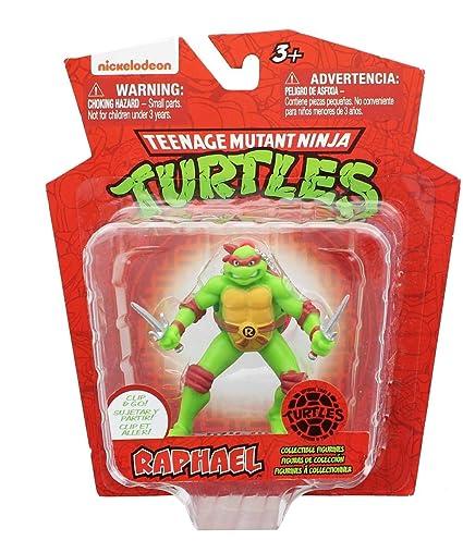 Amazon.com: Teenage Mutant Ninja Turtles Raphael Clip and Go ...