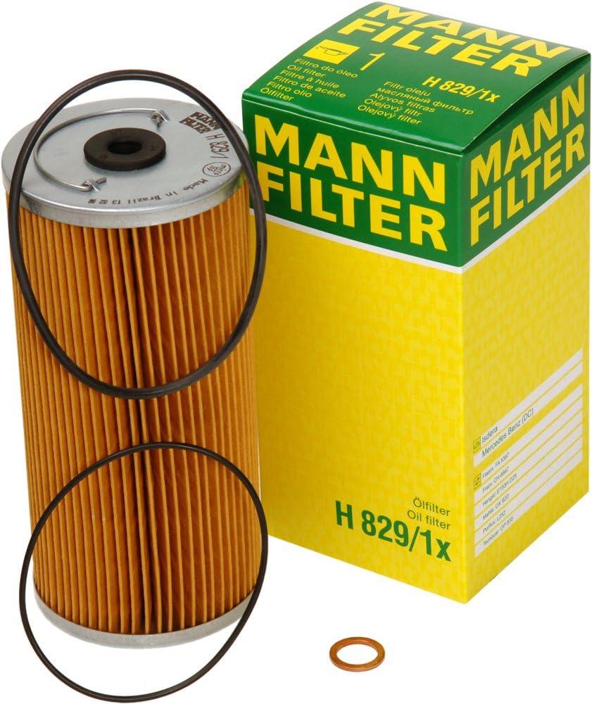 Mann-Filter H 829//1 X Oil Filter