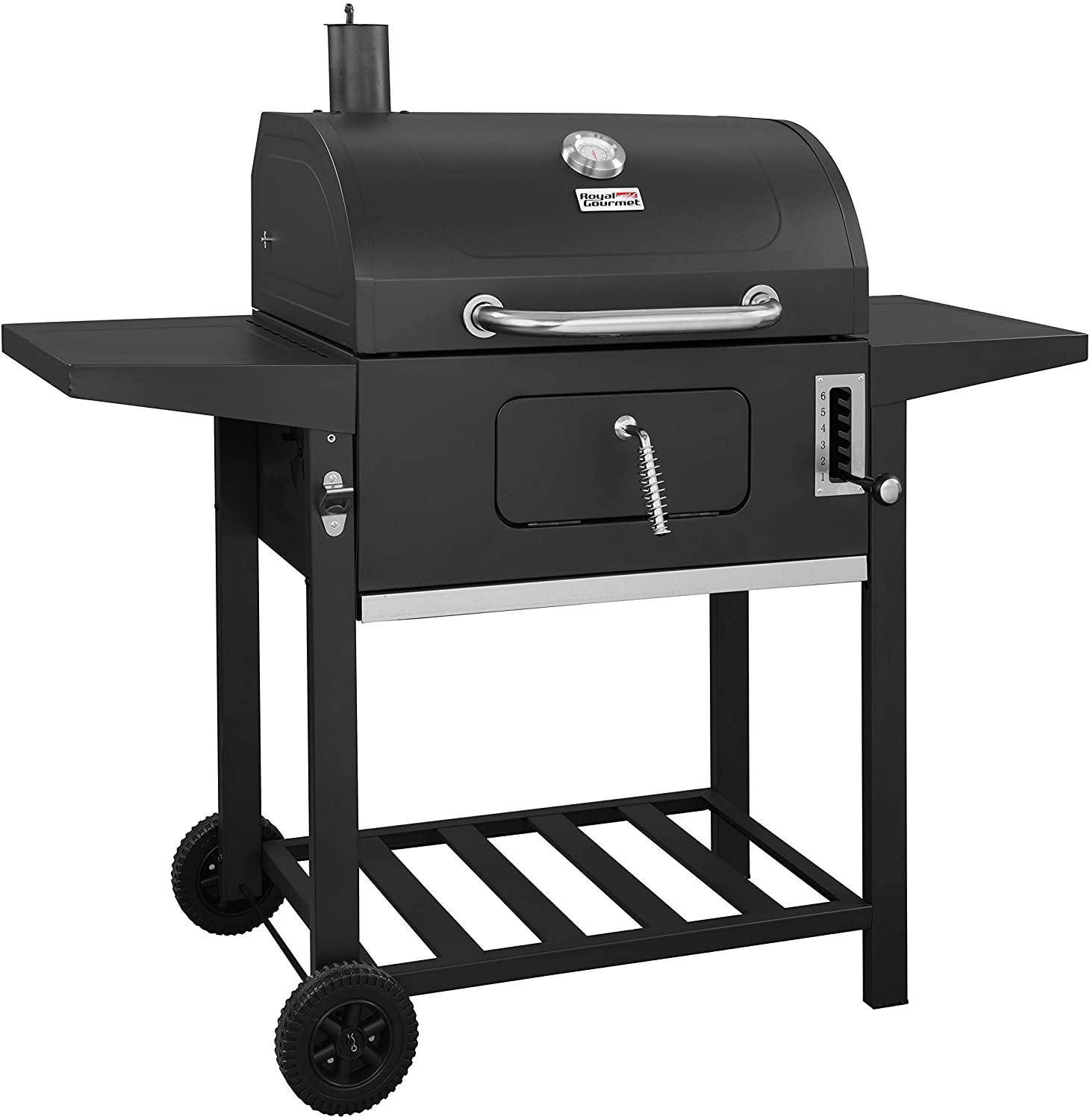 Best BBQ Grill: CD1824A Royal Gourmet Charcoal BBQ Grill