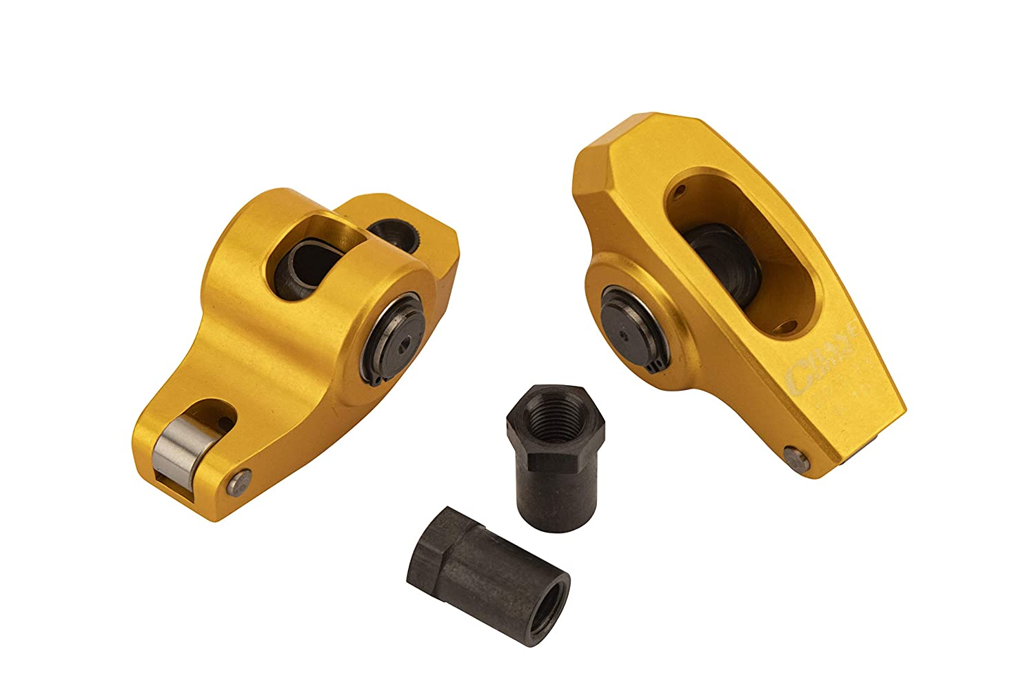 Crane 27750-16 Gold Race Extruded Roller Non-Self Aligning Rocker Arm Set of 16