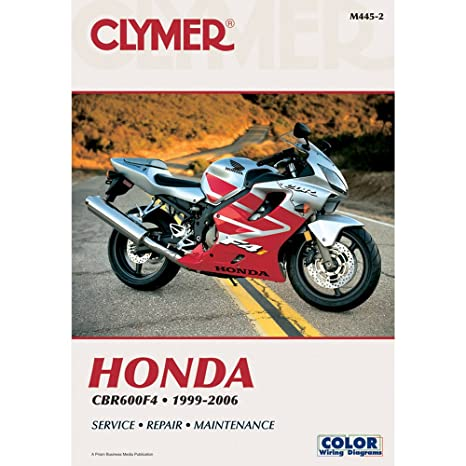 amazon com clymer repair manual for honda cbr600f4 cbr 600 f4 99 06 rh amazon com 2006 honda cbr600rr manual pdf 2006 honda cbr 600 service manual pdf