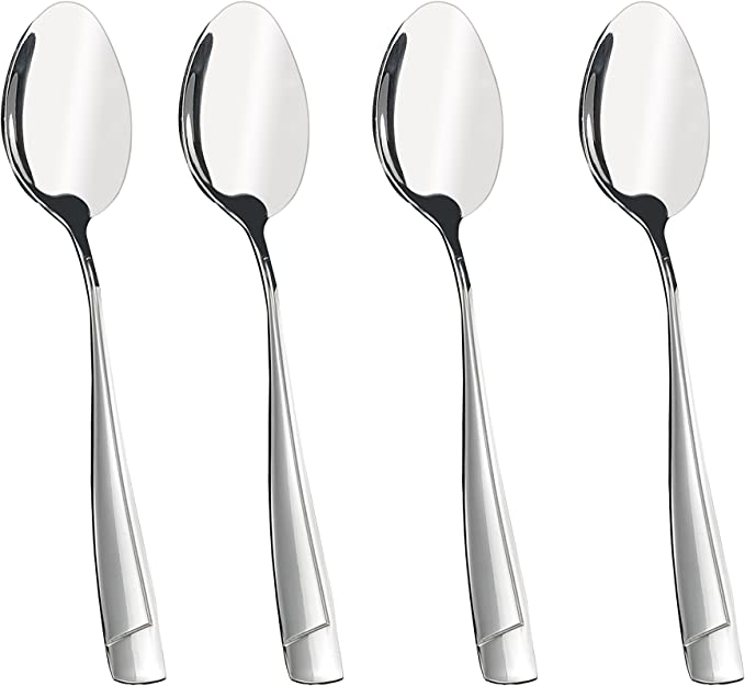 16//24//32 Piece Stainless Steel Cutlery Sets Tableware Dining Kitchen Fork Spoons