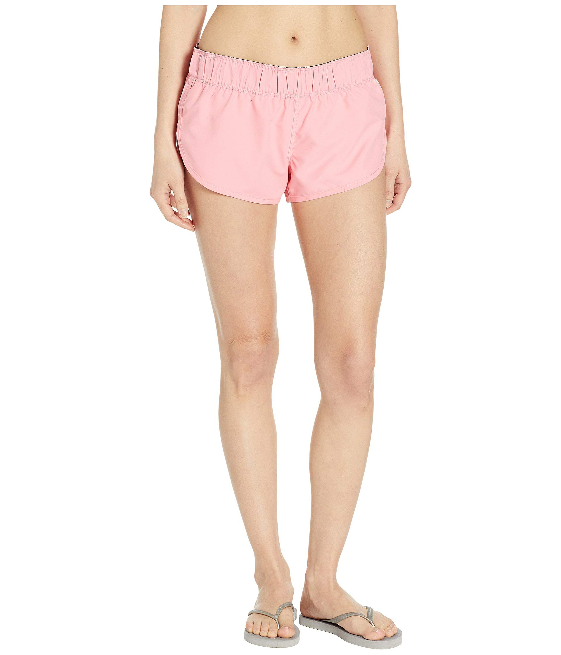 Hurley Women's Apparel Women's Supersuede Beachrider, Pink Gaze, XL by Hurley