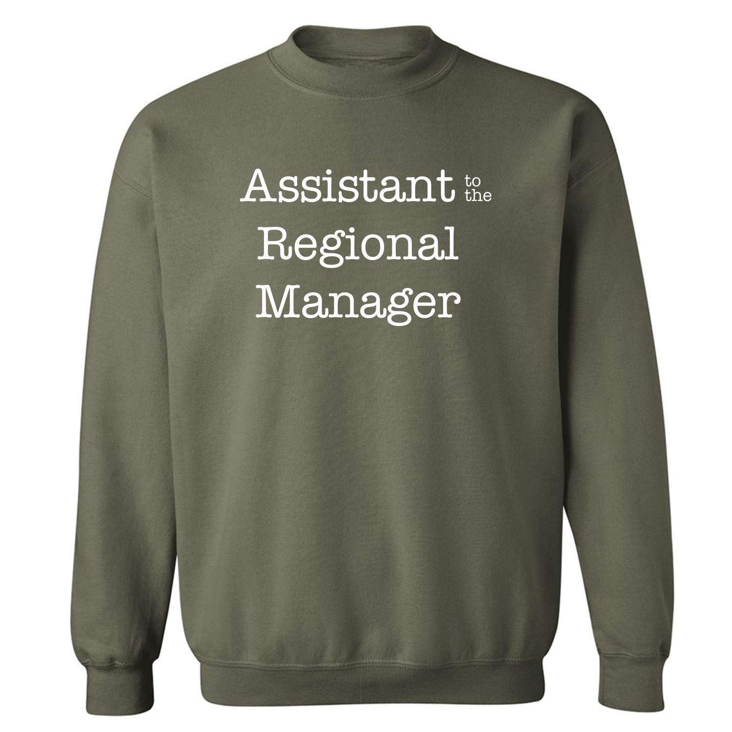 zerogravitee Assistant to The Regional Manager Adult Hooded Sweatshirt
