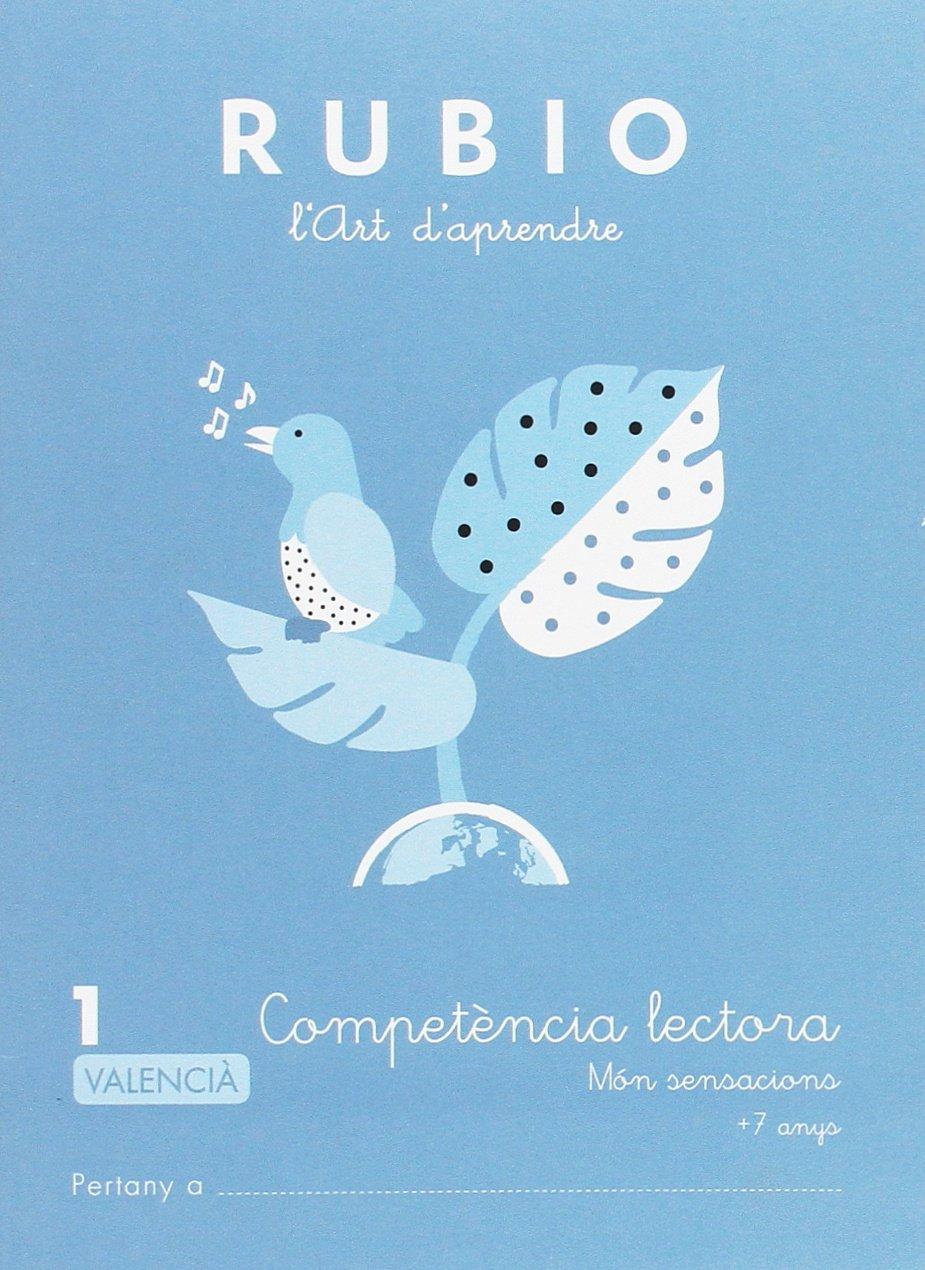 Competència lectora 1. Món sensacions valencià Competència Lectora ...