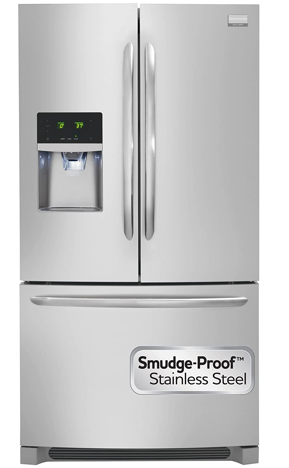 Uncategorized Frigidaire Gallery Kitchen Appliance Packages amazon com frigidaire gallery appliance package with french door refrigerator double oven convection range integrated dishwash