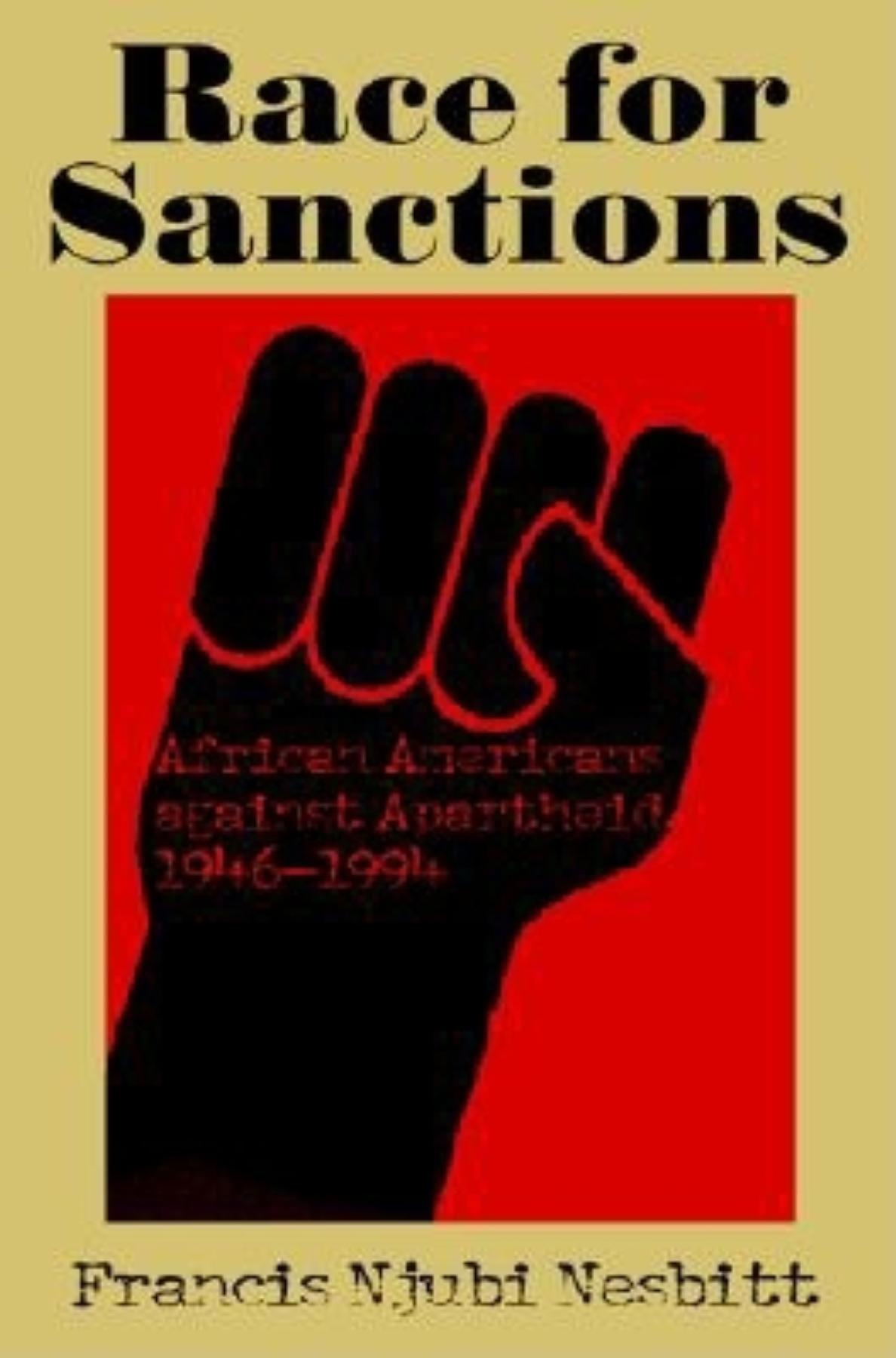 Download Race for Sanctions: African Americans against Apartheid, 1946-1994 (Blacks in the Diaspora) pdf epub