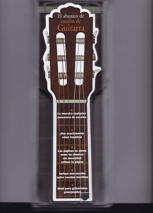 El Abanico De Escalas De Guitarra (El Abanico de Guitarra): Lozano ...