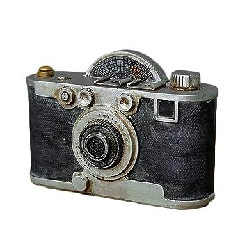Design Vintage Bank.Amazon Com Colias Wing Home Decor Vintage Style Camera Shape