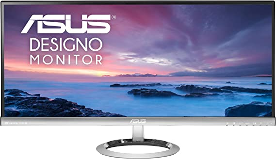 "ASUS Designo MX299Q 29""(21:9) Monitor UWQHD (2560 x 1080) IPS DP HDMI DVI-D Eye Care Monitor"