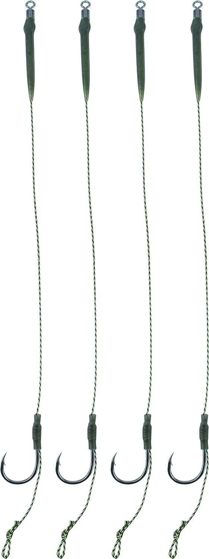 Storfisk fishing /& more Boilie Rig Karpfen Vorfach 20 cm Vorfach Kurzen Schenkel